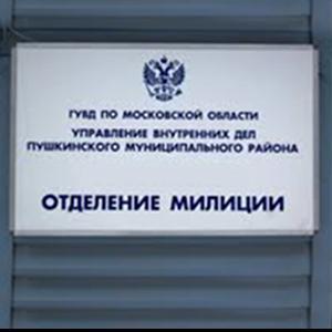 Отделения полиции Аккермановки