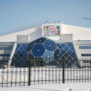 Спортивные комплексы Аккермановки