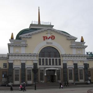 Железнодорожные вокзалы Аккермановки